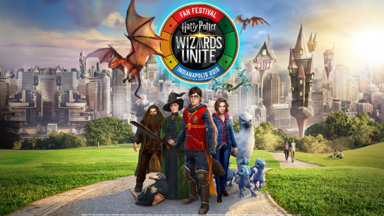 Harry Potter Wizards Unite : premier Fan Festival à Indianapolis, événement