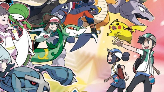 Pokemon Masters :  APK, préinscription, Android et IOS, date de sortie