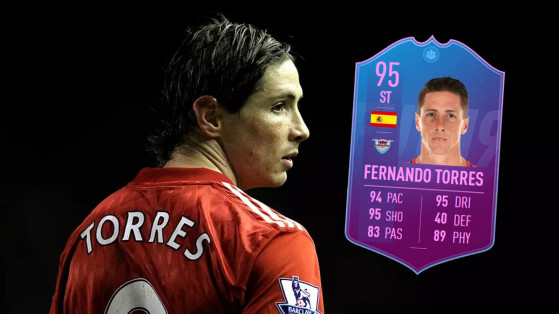 FUT 19 : DCE Fernando Torres Premium, fin d'une ère