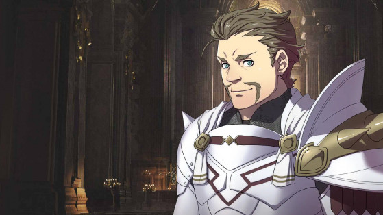 Fire Emblem Three Houses : Alois, professeur, infos