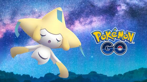 Pokemon GO : un sommeil millénaire, comment obtenir Jirachi ?