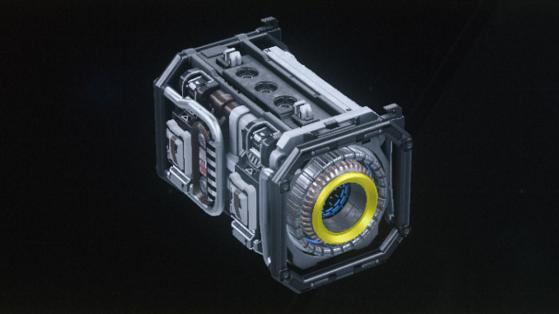 Star Citizen : Le moteur quantique Rush
