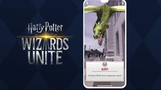 Harry Potter Wizards Unite : comment obtenir les dragons