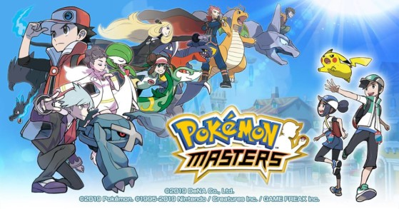 Pokémon Masters, comment télécharger le jeu