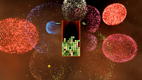 Test Tetris Effect sur PlayStation 4 et PC
