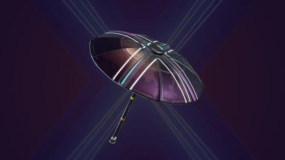 Fortnite : parapluie de la saison 10