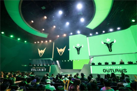Overwatch League : Houston Outlaws racheté pour 40 million de dollars