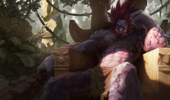 C'est pas si nul d'être un troll en fait... - League of Legends
