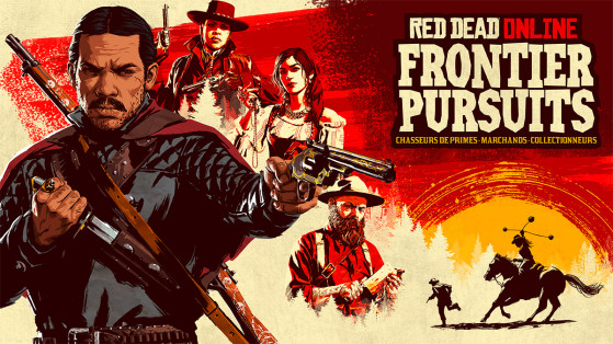 Red Dead Online Carrières de l'Ouest est disponible