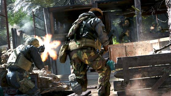 Call of Duty Modern Warfare : multijoueur, aperçu du mode escarmouche 2v2