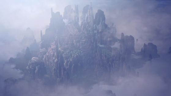 MHW Iceborne : Fief glorieux, zone, région, Nergigante chaos, phéromones