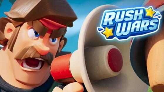 Rush Wars : le nouveau jeu Supercell, date de sortie IOS et android
