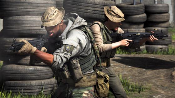 Call Of Duty Modern Warfare : retour sur le mode 2v2 de l'Alpha sur PS4