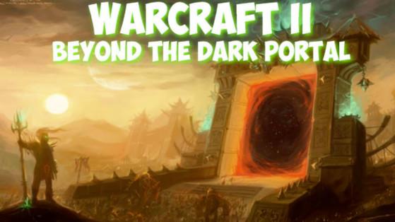 Malganyr : Histoire d'un Héros : Warcraft II Beyond the Dark Portal