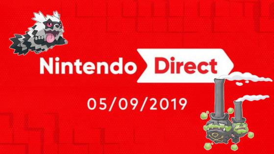 Nintendo Direct, 5 septembre : nouvelles infos sur Pokemon épée & bouclier