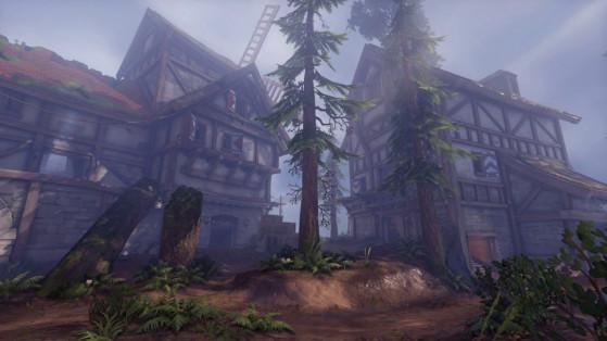Overwatch : Forêt-Noire, carte en Allemagne