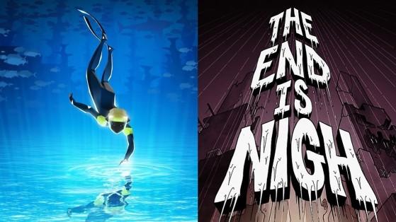 Epic Games Store : Abzû et The End is Nigh gratuits