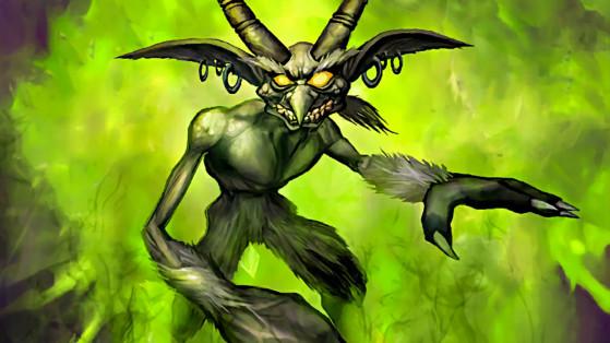 WoW Classic : Lever le voile, Diablotin, quête Démoniste Mort-vivant