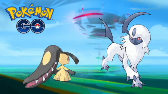 Pokémon GO : Absol et Mysdibule dans la nature pour la première fois