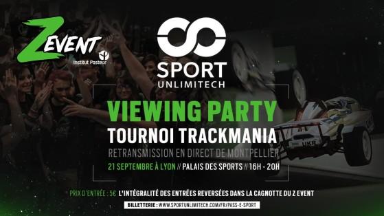 Z event 2019 : Billetterie, prix, un tournoi trackmania & une viewing party