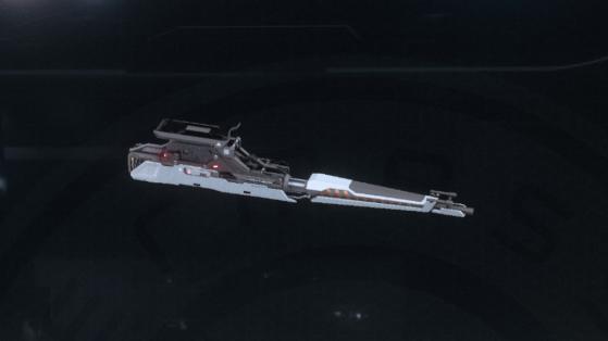 Star Citizen : Arme M3A Laser Autocannon