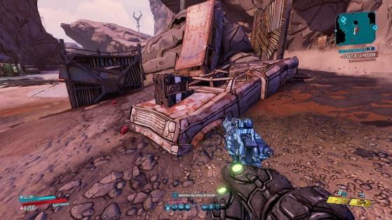 Claptrap décédé 2 - Borderlands 3