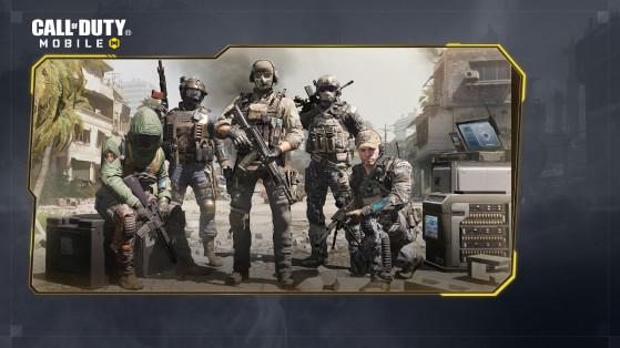 Call of Duty Mobile : heure de sortie, prix, téléchargement, iOS et Android