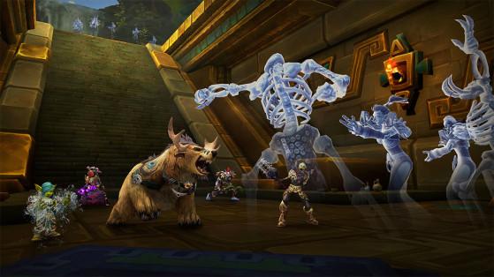WoW: Affixe Revenant aux Mythic Dungeon International Finals de la BlizzCon