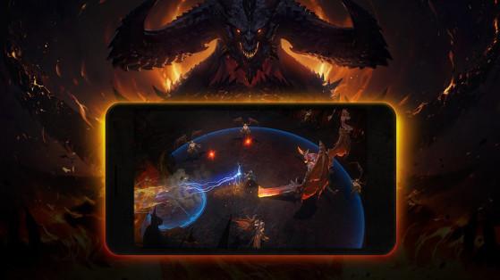Diablo Immortal : Fuite de la date de sortie ?