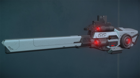 Star Citizen : Arme Omnisky VI Laser Autocannon