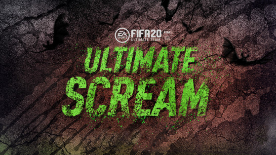 FUT 20 : Ultimate Scream, cartes Halloween