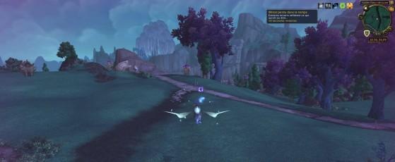 Avec le buff Miroir perdu dans le temps - World of Warcraft
