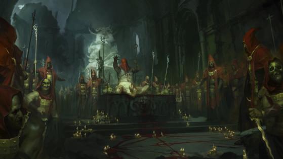 Diablo 4 : L'Art de Diablo IV