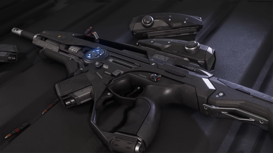 Star Citizen : Armes FPS : Gemini S71