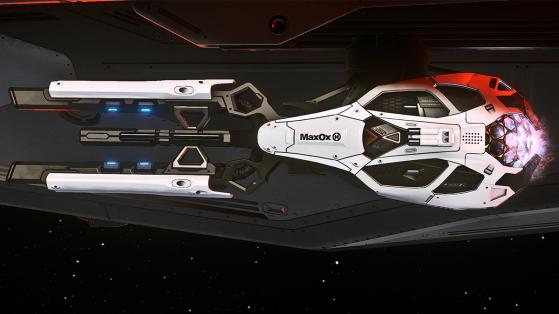 Star Citizen : Arme NDB-28 Neutron Repeater
