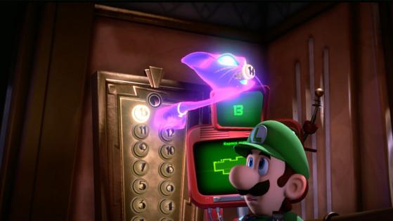 Soluce Luigi's Mansion 3, ectochat le retour : étage 13, étage 12, étage 11