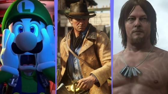 Death Stranding, Luigi's Mansion 3, RDR2 PC : Tous nos guides pour votre week-end prolongé