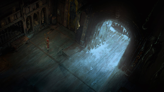 Diablo 4 : Donjons, clés, Dungeons, end game