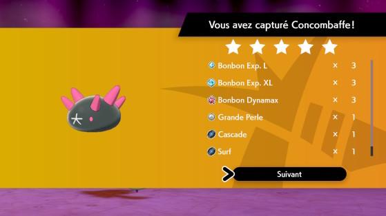 Laser violet - Pokémon Épée et Bouclier