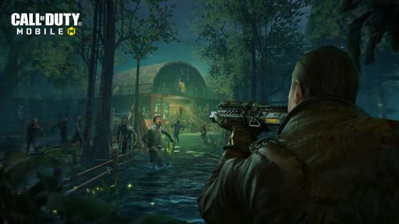 Call of Duty Mobile : date de sortie mode Zombie