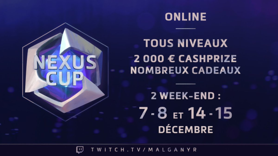 Heroes of the Storm, HotS : Nexus Cup #3 avec Malganyr