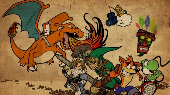Stories Untold : histoire des jeux vidéo