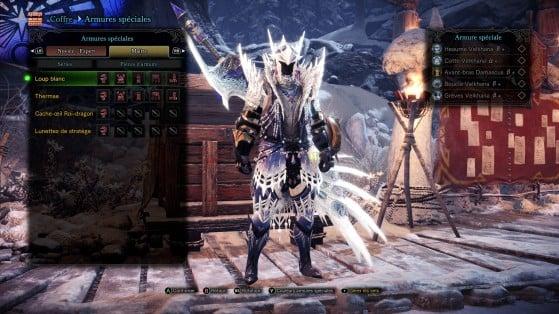 Fashion hunter - Monster Hunter World