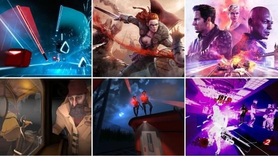 Meilleurs jeux 2019 : VR, réalité virtuelle