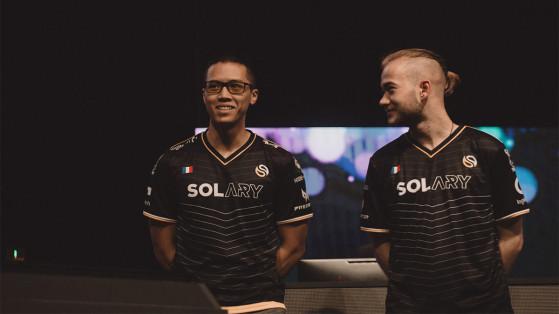 Fortnite : Kinstaar et Hunter reforment leur duo pour la prochaine saison