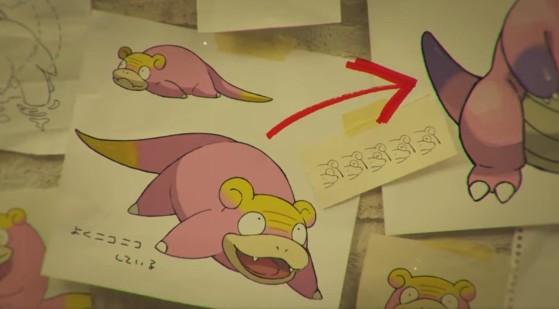 Pokémon Épée et Bouclier : Ramoloss de Galar