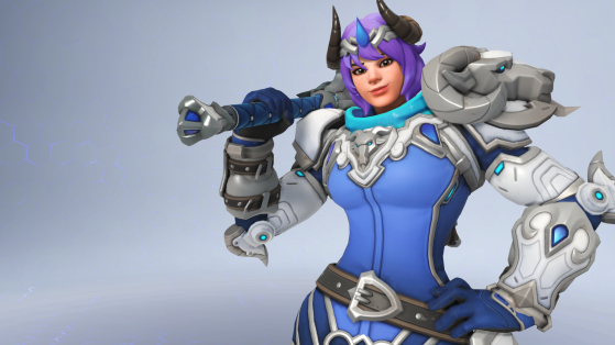 Overwatch League : le skin légendaire Goat pour Brigitte est disponible