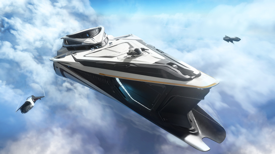 Star Citizen : Mission d'abordage de 890 Jump