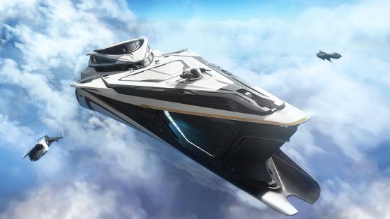 Star Citizen : Mission d'abordage de 890 Jump