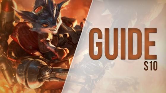 Rumble Mid S10 : build, runes et stuff - Guide LoL